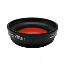 32mm Red Filter thread mount for i Phone 5 4 and Galaxy Underwater Housings
