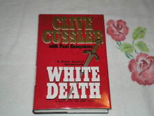 White Death by Clive Cussler & Paul Kemprecos *SIGNED*