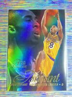 Kobe Bryant Rookie Flair Showcase Row 2🔥💎Lakers legend🐐 Invest📈 Holo 🌈.