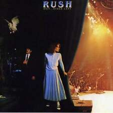 Exit Stage Left - Remastered - Rush CD MERCURY