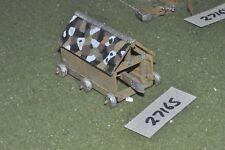 25mm medieval / english - battering ram - baggage (27165)