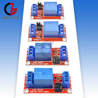 DC 5/9/12/24V 1 Channel 1CH Relay Board Module H/L Level Trigger SMD Optocoupler
