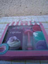 coffret cupcakes moules silicone recettes