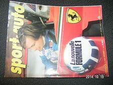 Sport Auto n°226 GP Canada & USA Toleman Brian Hart Nelson Piquet