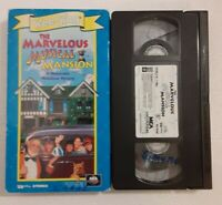Wee Sing The Marvelous Musical Mansion VHS RARE HTF OOP
