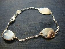Silver Old Pawn Bracelet Grandmas Estate 925 Sterling