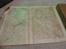 USGS Topographic Maps 1914 OREGON CITY QUADRANGLE, OREGON +++