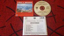SEBASTIAO ROCHA *** Tiao Do Brasil *** RARE 1987 FRANCE CD