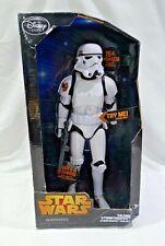 "Disney Star Wars 13.5"" Talking Stormtrooper Figure"