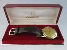 VINTAGE Omega 10 K oro riempito Automatico Orologio da polso intorno al 1963 di lavoro