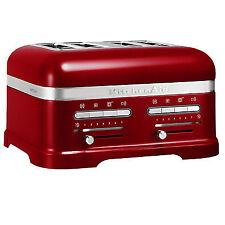 Kitchenaid Artisan 5KMT4205BCA 4-Slice Toaster-Red