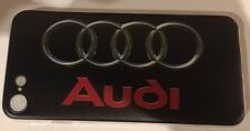 "Brand New ""AUDI"" Logo For Iphone 7 Case Gel/ Silicone!!"