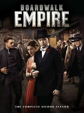 Boardwalk Empire ~ Complete 2nd Second Season 2 Two ~ BRAND NEW 5-DISC DVD SET