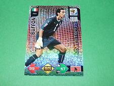 BUFFON ITALIA  PANINI FOOTBALL FIFA WORLD CUP 2010 CARD ADRENALYN XL