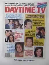 Daytime TV  Magazine   March 1980  Peter Bergman/Kin Shrinner/Susan Lucci
