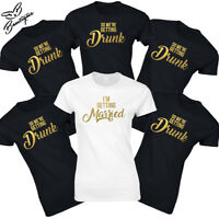 Hen Party Tops Hen Do Bride To Be Squad T-shirts Custom Personalised