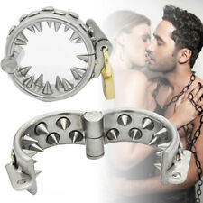 Quality Stainless Steel Testicle Ball, CBT Scrotum Stretcher man~ FREE SHIPPING