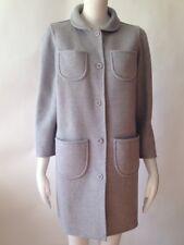 Vintage Courreges Soft Gray Coat