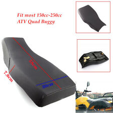 ATV Double Seat Foam Sponge Cushion Fit most 150cc-250cc ATV Quad Buggy Polaris