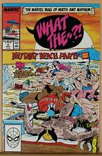 What the--?! #4, 1988, NM