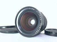 <AS IS> Mamiya Sekor C 45mm f/2.8 Lens For M645 1000S Super E Pro TL Japan 2640