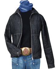 GLOBETROTTER Damenjacke BLAZER JACKE Jeansjacke Jacket Gr S 36 38 Anthrazit K46