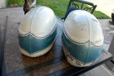 Luscombe  Classic Wheel Pants Metal  Airplane Fairings  (Decker).......