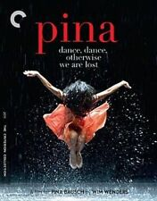 Criterion Collection Pina Blu-ray 2011 Region a US IMPORT