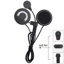 Soft Headset Headphone Speaker Mic For FDC Motorcycle Bluetooth Helmet Intercom