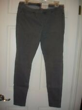 HUE 1 Pair  Jeans Gray Legging  S U13316  NWT Medium Grey