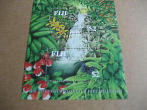 FIJI 2003 INTERNATIONAL YEAR OF FRESH WATER SOUVENIR SHEET