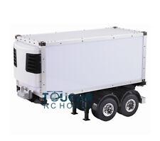 Hercules 1/14 20 Feet RC Truck Trailer Model Container 479*182*302mm AB Plastic