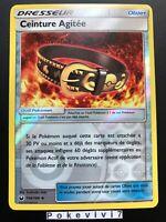 Carte Pokemon CEINTURE AGITEE 134/168 REVERSE Soleil et Lune 7 SL7 FR NEUF