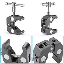 Super Crab Clamp Articulating Pliers Clip For Camera Monitor Magic Friction Arm