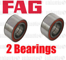 BMW E31 E36 E39 E46 E52 REAR WHEEL BEARING SCHAEFFLER FAG OEM ( SOLD AS 2 )