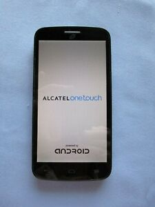 Total Wireless Alcatel Onetouch A564C Black 5.5 Inch Phone Only