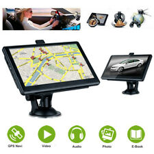"FLOUREON 7"" LKW GPS Navigationsgerät Navi 8GB Free Maps Navigation Truck Car MP3"