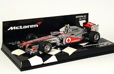 F1 McLaren Mercedes MP4-26 2011 #4 Vodafone Button - Minichamps 530114304 - 1:43