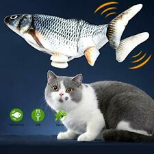 New listing Gbsyu Floppy Fish Cat Toy Cat Toys for Indoor Cats with Catnip Interactive Ca.