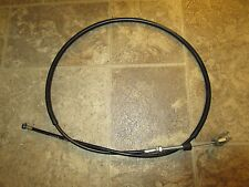 Suzuki DS TS 185 brake cable new 58110-29302