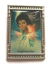 Disney Pin Badge DLR Captain EO Tribute featuring Michael Jackson