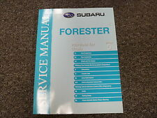 2009 Subaru Forester Section 5 Chassis Shop Service Repair Manual Book