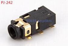 20Pcs 2.5mm Female Audio Connector 6 Pin SMT SMD Stereo Headphone Jack PJ-242