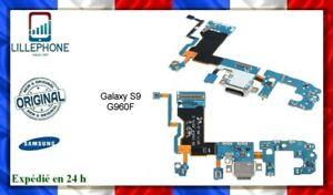 Connecteur de CHARGE GALAXY S9 SAMSUNG Micro Port USB Nappe G960F ORIGINAL
