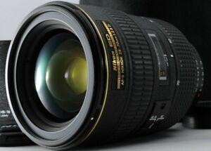 [TOP Mint w/ Pouch] NIKON AF-S NIKKOR ED 28-70mm f/2.8D SWM w/ Hood, Caps 225