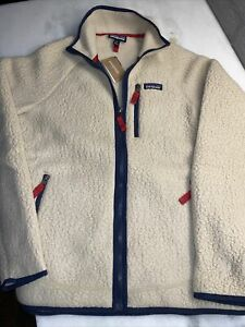 Patagonia Mens Retro Pile Jacket Mens Medium NWT