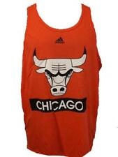 New Chicago Bulls Mens Sizes L-XL-2XL Adidas Red Ultimate Tank Top Shirt