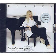 IVANA SPAGNA - L'arte di arrangiarsi - I NOMADI CD 2004 SIGILLATO SEALED