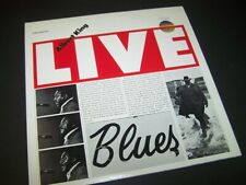 ALBERT KING LIVE Gatefold 2 Record Set on UTOPIA LABEL #2-2205 From 1977 MINT-