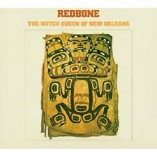 "REDBONE ""THE WITCH QUEEN OF NEW ORLEANS"" CD NEUWARE"